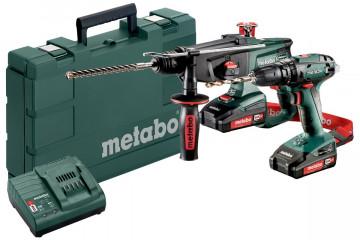 Metabo Combo Set 2.3.4 18 V (685090000) Akumulátorové stroje v sadě