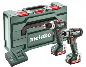 Metabo Combo Set 2.7.1 12 V (685166000) - AKU…