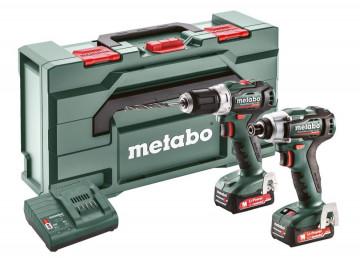 METABO Akumulátorové stroje v sadě COMBO SET 2.7…