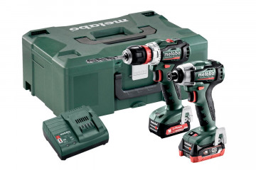 Metabo Combo Set 2.7.4 12 V BL (685164000)…