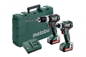Metabo Combo Set 2.7.5 12 V BL (685165000) Akumulátorové stroje v sadě
