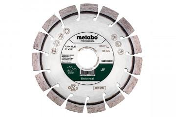 """Metabo Diamantový řezný kotouč """"up"""", 125 x 22,23 mm, univerzální 628559000"""