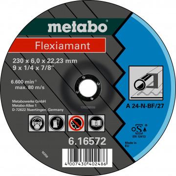 METABO - Flexiamant 125x6,0x22,23 ocel, SF 27 - 616730000