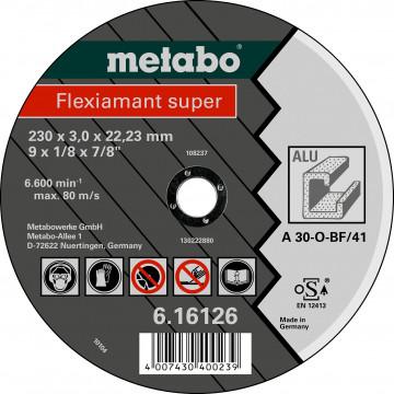 METABO - Flexiamant super 125x2,5x22,23 hliník, TF 41