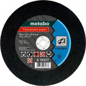 METABO - FLEXIAMANT SUPER 350X3,0X25,4 OCEL, TF 41 (616339000)