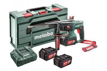 METABO Aku kombinované kladivo KHA18LTX3x4,0Ah 600210960