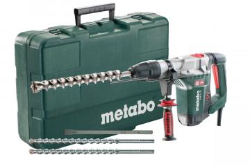 Kombinované kladivo METABO KHE 5-40 + Dárek 3dílná sada