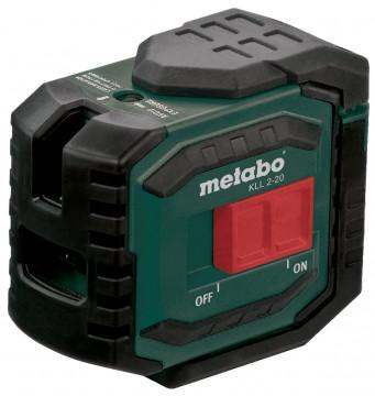 Křížový laser METABO KLL2-20 606166000