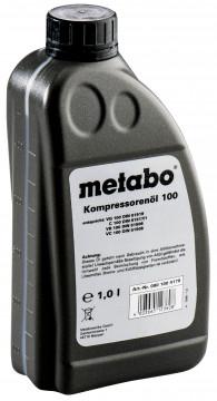 METABO - Kompresorový olej, 1 l, pro pístový…