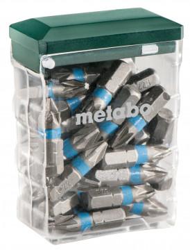 """Metabo Krabice s bity PZ 2 """"SP"""", 25dílná souprava, 626711000"""