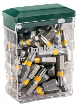 """Metabo Krabice s bity T 25, """"SP"""", 25 dílná…"""