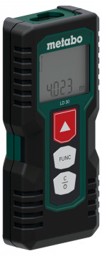 Laserový dálkoměr METABO LD30 - 606162000