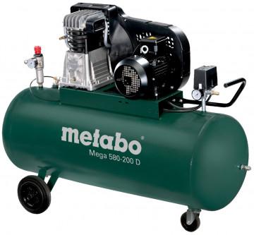 METABO Kompresor Mega580-200D 601588000