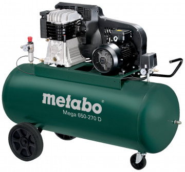 METABO Kompresor Mega650-270D 601543000