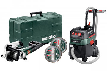 METABO MFE 40 + ASR 35 L ACP Set Síťové přístroje v sadě 691058000