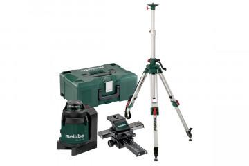 METABO MLL 3-20 Set (690931000) Liniový laser
