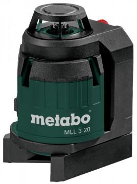 Multiliniový laser METABO MLL3-20 606167000
