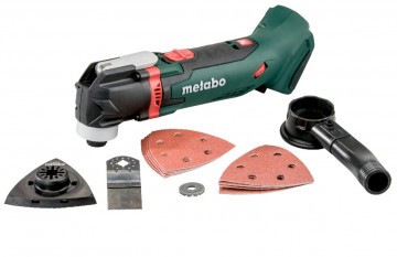 Aku Multitool METABO MT 18 LTX 18 bez aku metaloc…