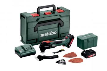 Metabo MT 18 LTX BL QSL Akumulátorový Multitool…