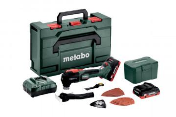 Metabo MT 18 LTX BL QSL Akumulátorový univerzální stroj Multitool 613088800