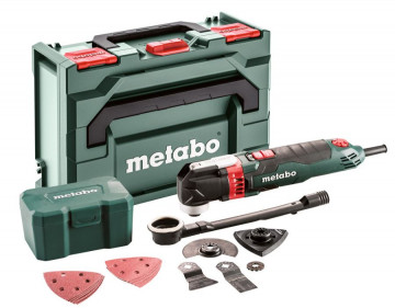 Metabo MT 400 QUICK SET Univerzální stroj Multitool + přísl. 601406500