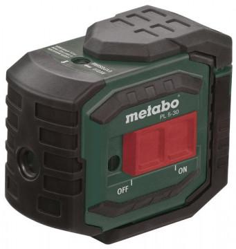 Bodový laser METABO PL5-30 606164000
