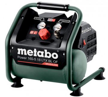 Metabo Akumulátorový kompresor POWER 160-5 18 LTX BL OF 601521850