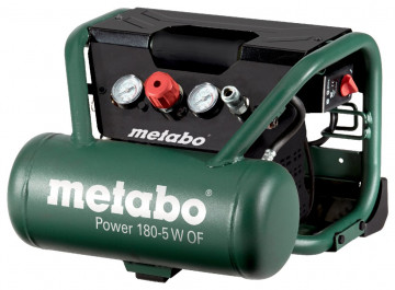 Kompresor bezolejový METABO Power180-5WOF  - 601531000