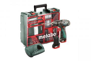 Metabo PowerMaxx SB Basic Set mobilná dielňa aku…