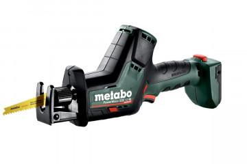 Metabo PowerMaxx SSE 12 BL (602322840) akumulátorová pila ocaska