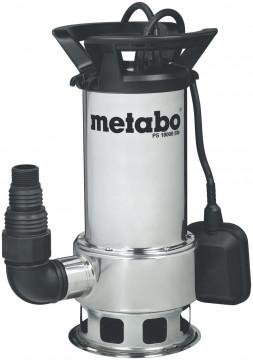 Ponorné čerpadlo znečištěných vod METABO PS 18000 SN 0251800000