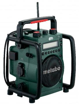 Stavební rádio METABO RC 14.4 - 18 - 602106000