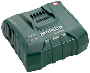 METABO - Rychlonabíječka ASC Ultra, 14,4-36 V,…