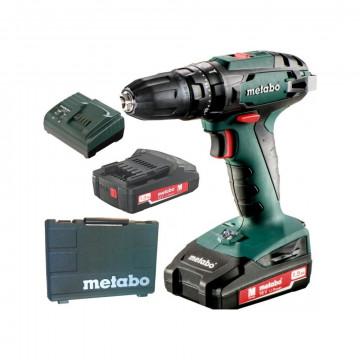 METABO SB 18 akumulátorová příklepová vrtačka, 602245510