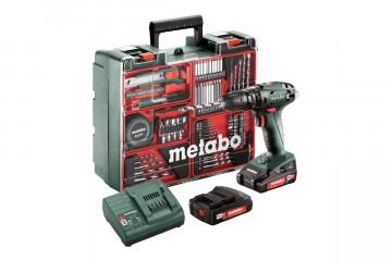 Metabo SB 18 Set (602245880) Akumulátorová…