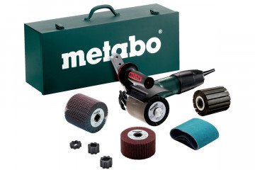 Metabo SE 12-115 Set (602115500) satinační bruska