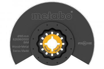 Metabo Segmentový pilový list, dřevo/kov, BiM,…