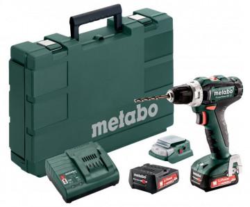 Metabo Akumulátorový vrtací šroubovák SET POWERMAXX BS 12