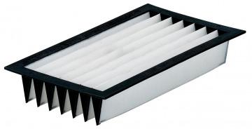 METABO - Skládaný filtr pro 6.31981/ 6.25599/ 6.25598, z polyesteru, SR (631980000)