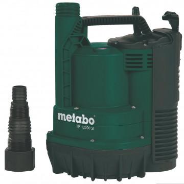 Ponorné čerpadlo s plochým sáním METABO TP 12000 SI 0251200009