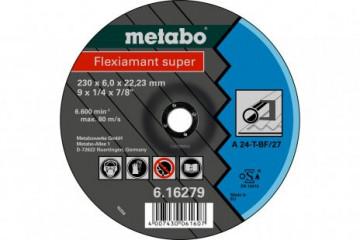METABO - FLEXIAMANT SUPER 230X6,0X22,23 OCEL, SF 27 (616279000)