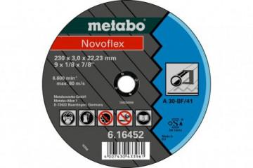 METABO - NOVOFLEX 125X2,5X22,23 OCEL, TF 42 (616456000)