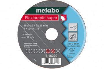 METABO - FLEXIARAPID SUPER 105X1,0X16,0 INOX, TF 41 (616210000)