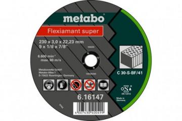 METABO - FLEXIAMANT SUPER 125X2,5X22,23 KÁMEN, TF 42 (616312000)