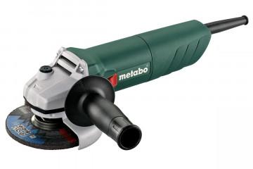 Úhlová bruska METABO W750-125 kufr 601231500