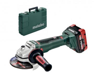Metabo WB 18 LTX BL 125 QUICK Akumulátorová úhlová bruska 613077810