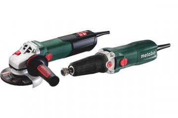 METABO WEA 15-125 Quick + GE 710 Plus 690916000