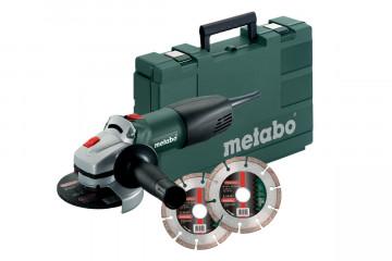 Metabo WQ 1000 Set (620035510) úhlová bruska
