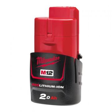 Milwaukee M12 B2 Akumulátor 2,0 Ah