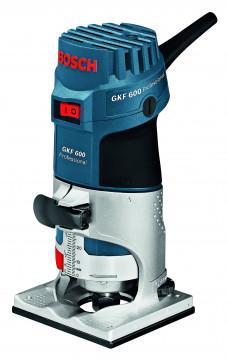 Bosch GKF 600 Professional Ohraňovací frézka …